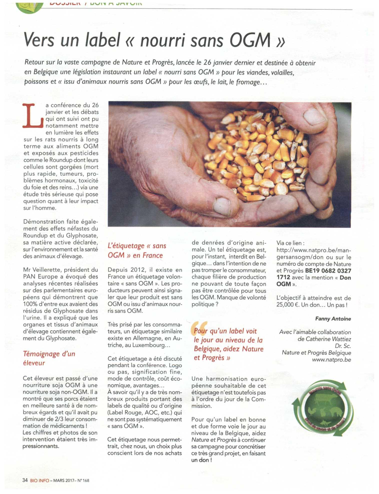 Sauvez les OGM (Essais et Documents) (French Edition)
